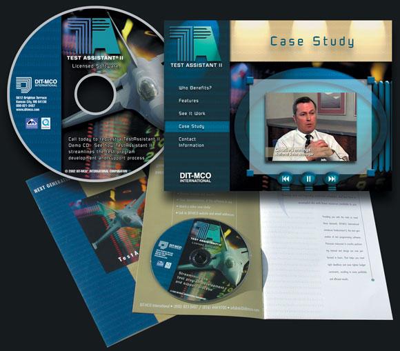 DIT-MCO TestAssistant II CD-ROM