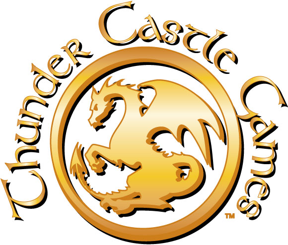 Thunder Castle Games logo