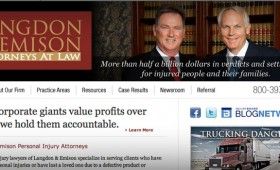 Langdon & Emison Attorneys at Law, 2011