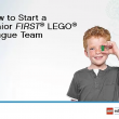 Webinar: How to Start a Junior FIRST LEGO League Team