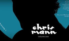Chris Mann CD Cover, 2004