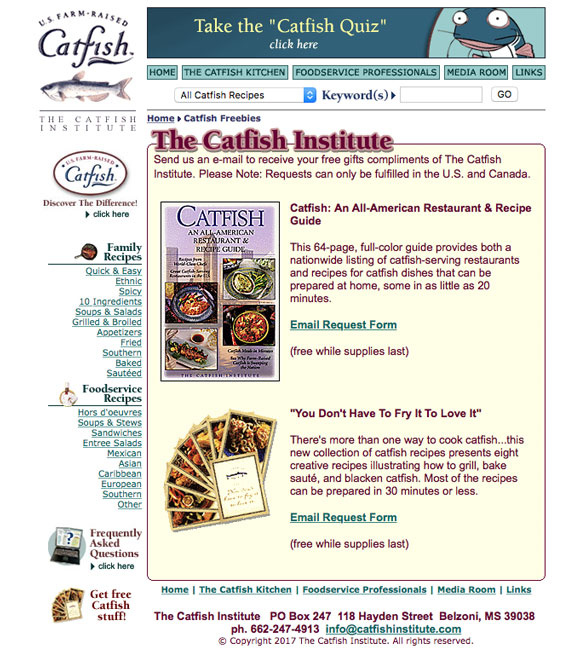 The Catfish Institute